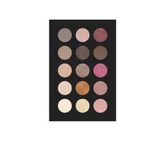 2 eye shadow palette 15 col 30