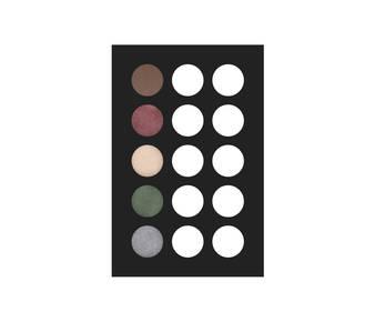 4 eye shadow palette 5 col 20