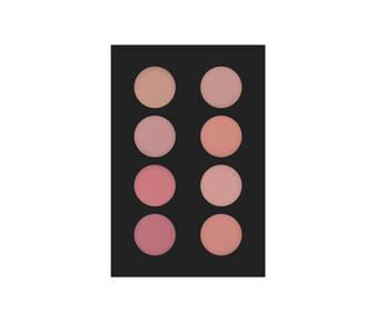 2 fard palette 8 col 30