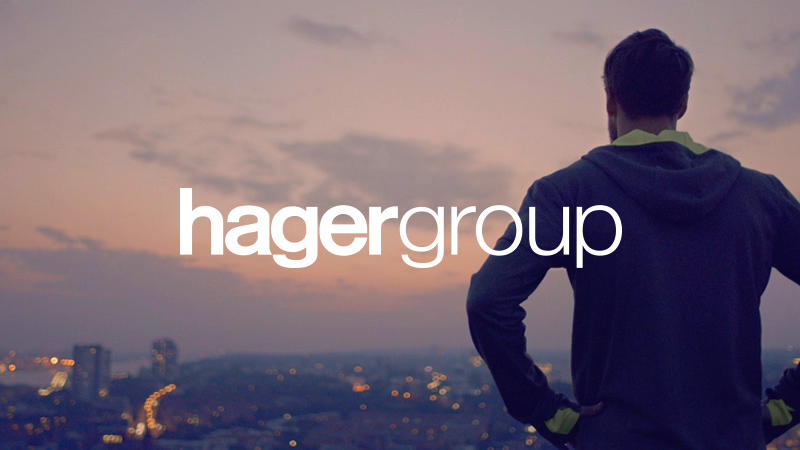 Join Hager Group now