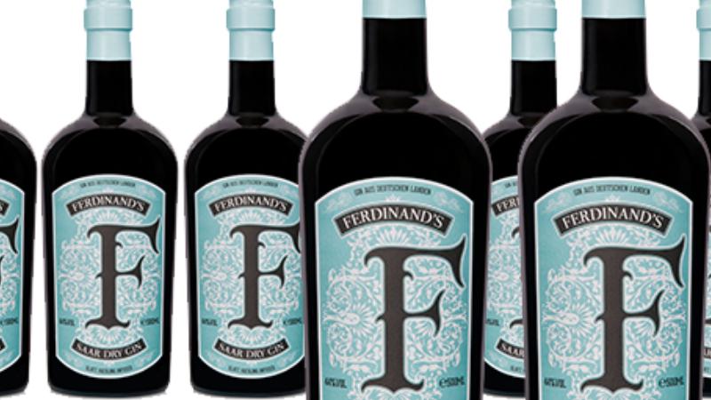 Ferdinand's Saar Gin