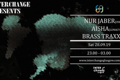 InterChange Presents Nur Jaber