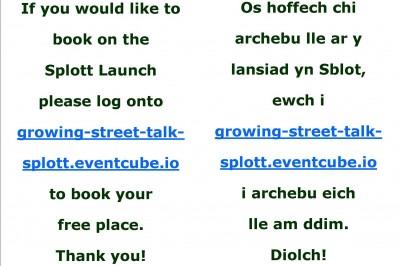 Growing Street Talk Project Launch (Splott)