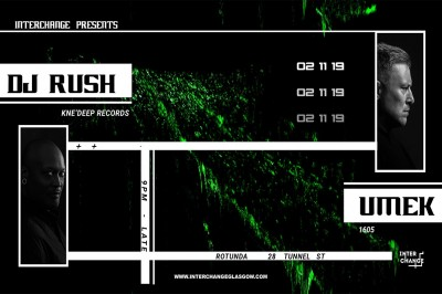 InterChange Presents DJ Rush | UMEK
