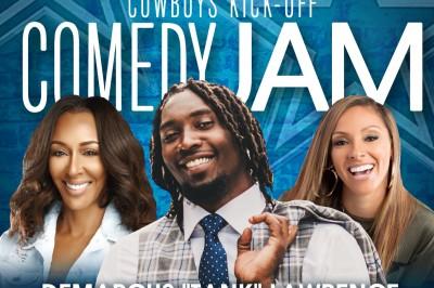 Cowboys Kick-Off Comedy Jam