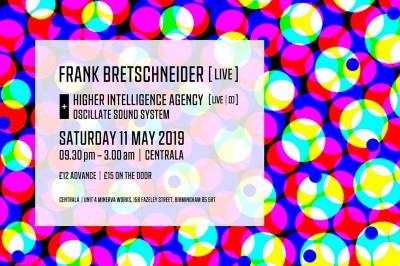 Oscillate - Frank Bretschneider / HIA