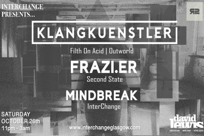 InterChange Presents Klangkuenstler + Frazi.er
