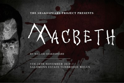 Macbeth 2019 - FRIDAY 22nd November