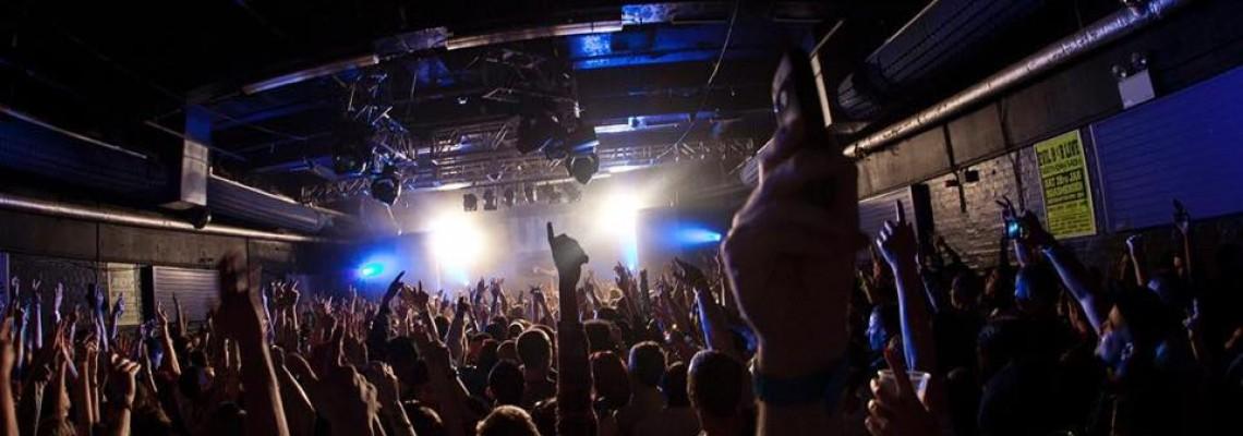 RANDOM CONCEPT Presents 14 YEARS - The Midlands Biggest Drum & Bass Event