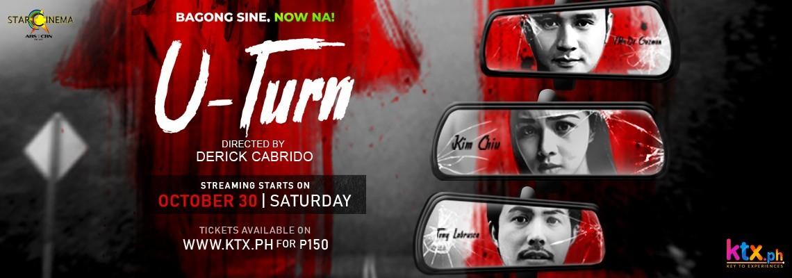 U-Turn Celebrity Digital Premiere