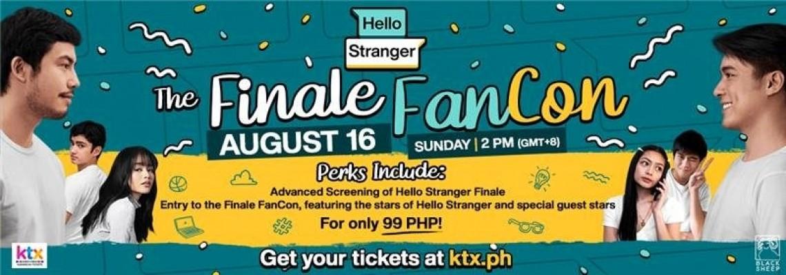 Hello Stranger: The Finale FanCon
