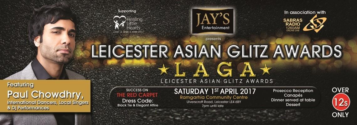 The Leicester Asian Glitz Awards