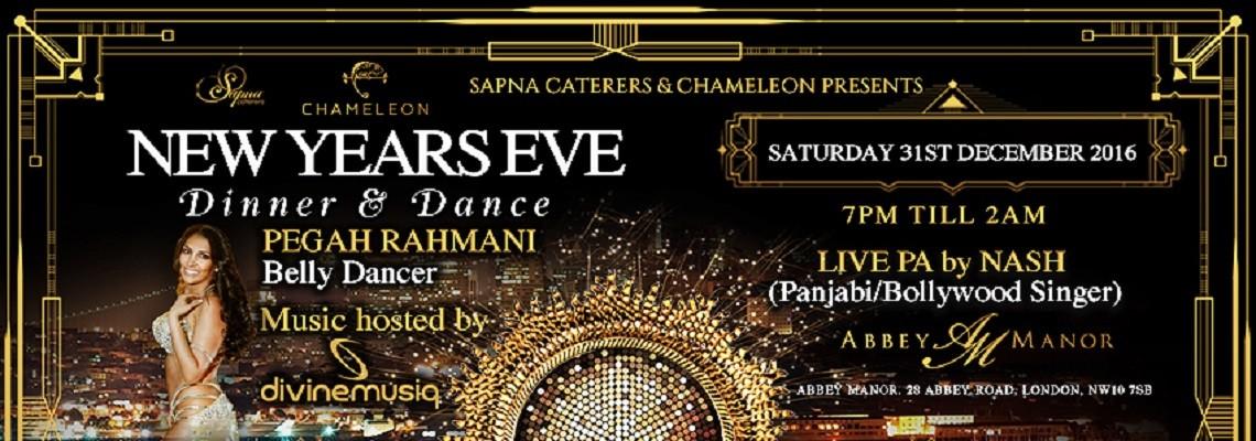 New Years Eve - Dinner & Dance