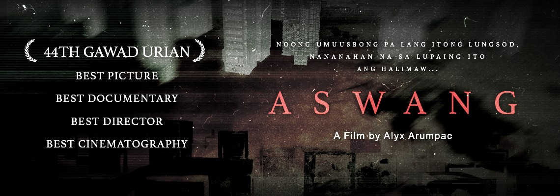 ASWANG (EXCLUSIVE FOR PHILIPPINE TERRITORY)