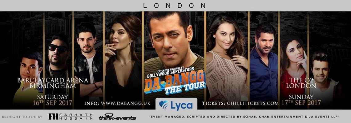 Da-Bangg The Tour - London
