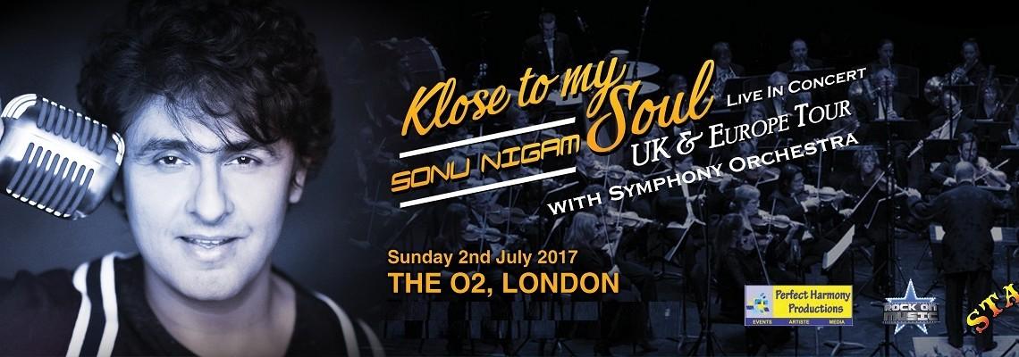 Sonu Nigam - Klose to my Soul