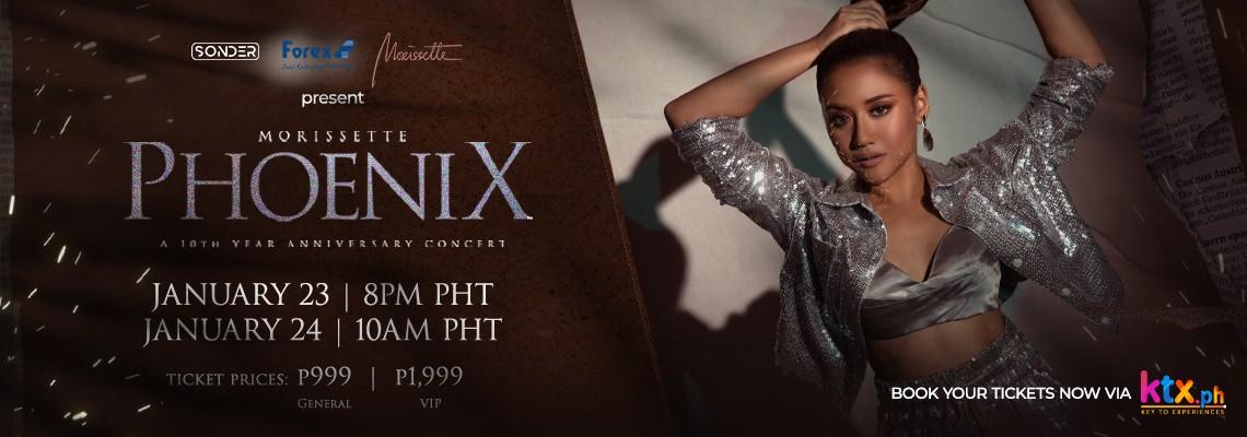 Phoenix : Morissette's 10th Anniversary Concert
