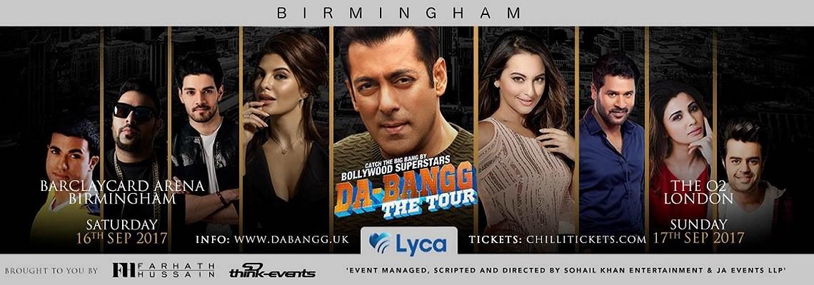 Da-Bangg The Tour - Birmingham
