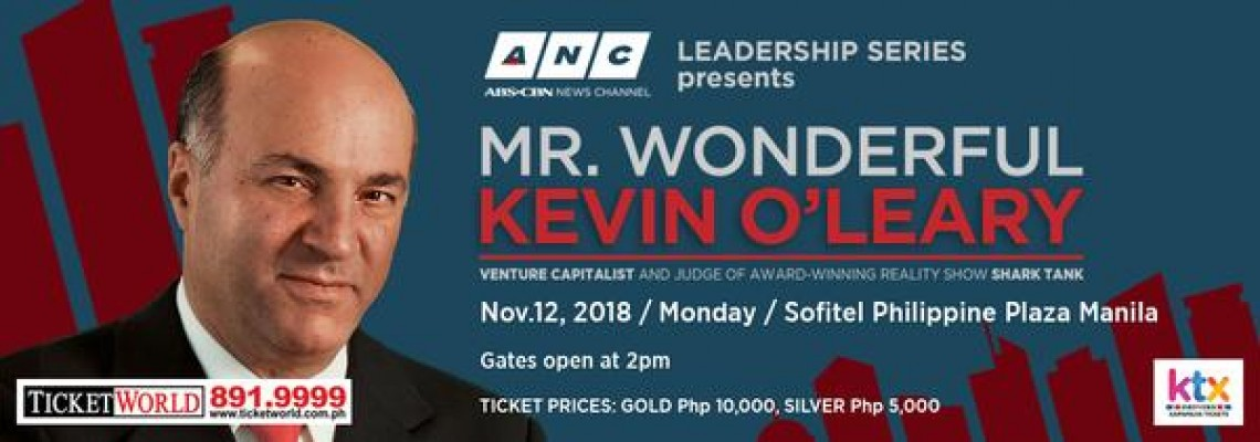 ANC Leadership Series presents Kevin O'Leary
