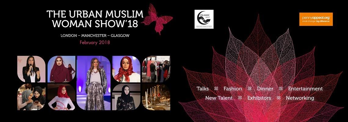 The Urban Muslim Woman Show London