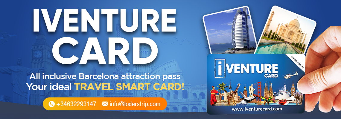 IVENTURE CARD SMART CARD