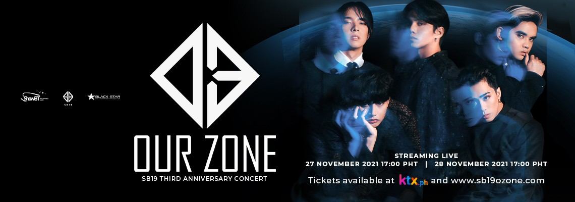 Our Zone: SB19's Third Anniversary Concert (2 days)