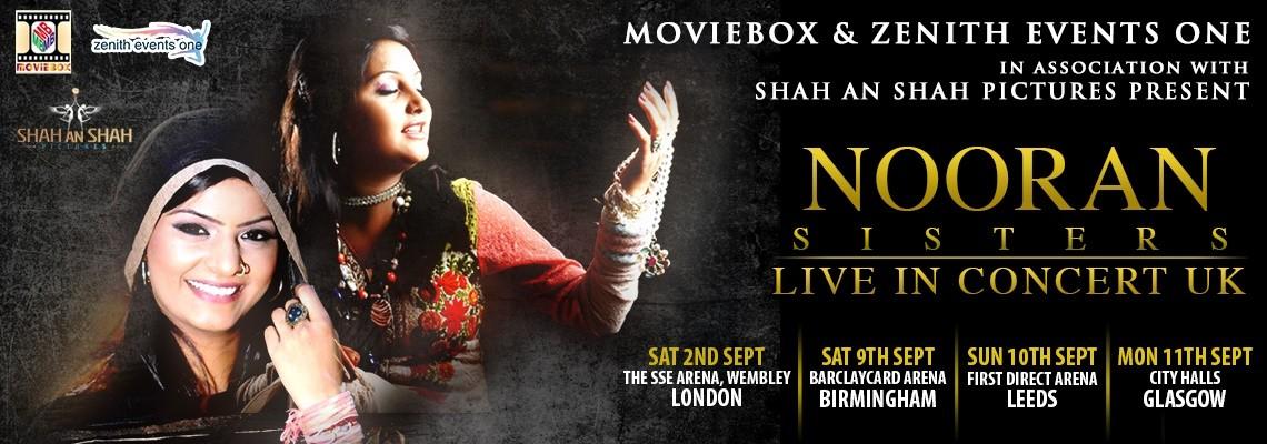 Nooran Sisters - London