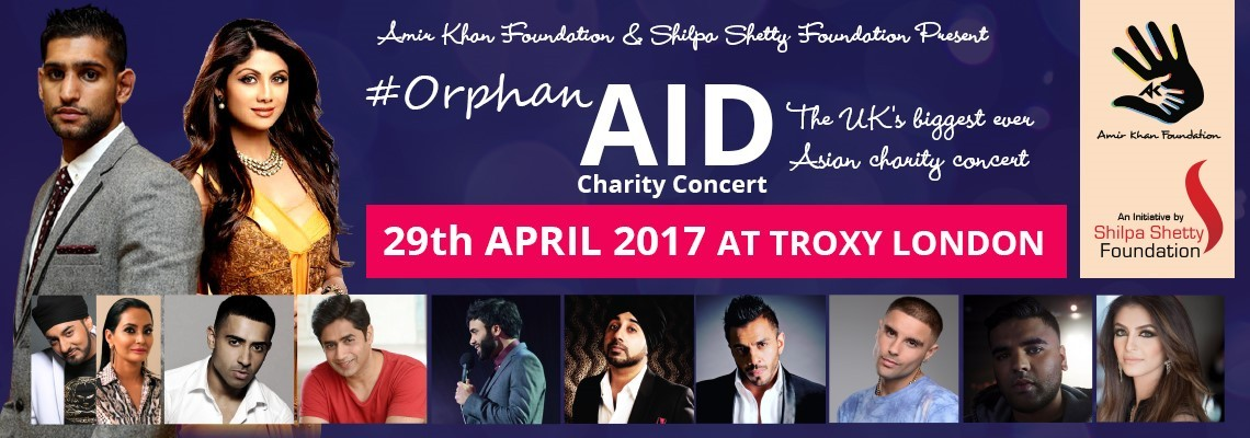 Orphan Aid Charity Concert