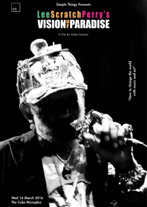 Simple Things presents Lee Scratch Perry's Vision of Paradise