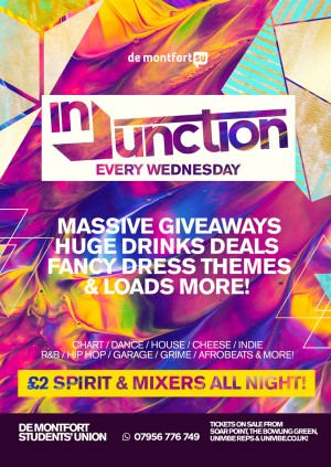 Injunction - Every Wednesday