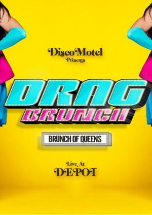 Disco Motel Drag Brunch
