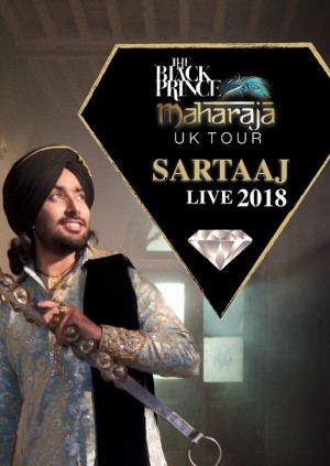 Satinder Sartaaj the Black Prince Maharaja Tour - Leicester