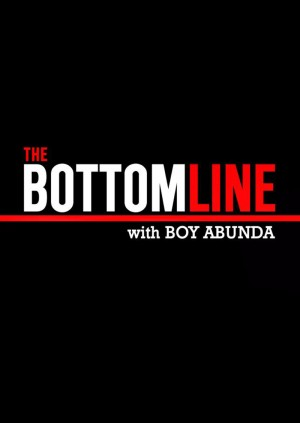 The Bottomline with Boy Abunda Taping Experience