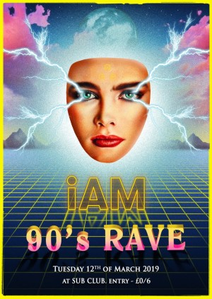 90's RAVE at Sub Club