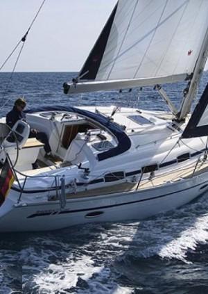 Oceanis 411 sail boat  11 persons + skipper