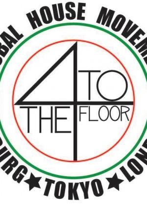 4 To The Floor presents DJ Uchikawa Sunday Sessions 38