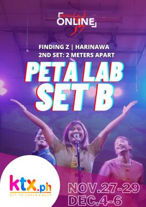 PETA Laboratory B