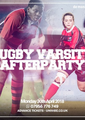 Official Rugby Varsity Afterparty