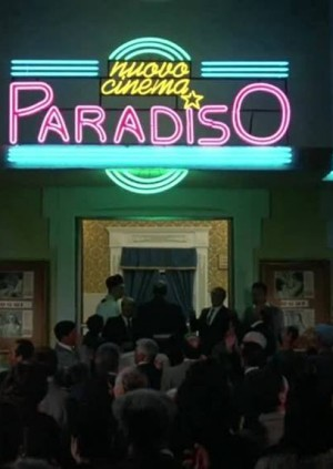 Cinema Paradiso at The Book Club