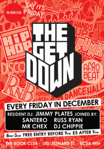 The Get Down / Every Friday in December