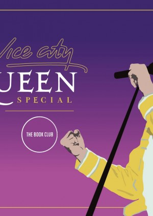 80s Vice City - Queen Night - London