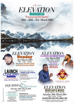 Elevation Four12 Equip 2019