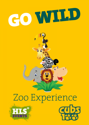 Cubs100: Go Wild @ The Zoo!