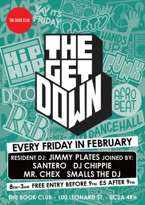 The Get Down with Jimmy Plates and Mr Chex