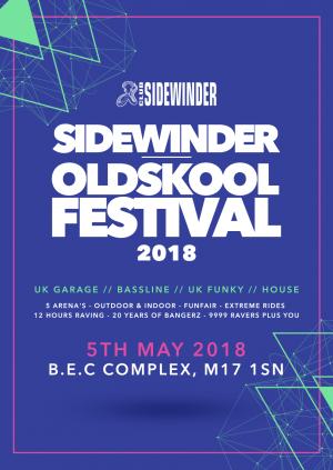 Sidewinder Oldskool Festival - Coach Travel