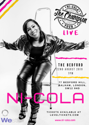 Ni-Cola - Champion Tour LONDON