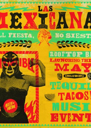 Las Mexicanas Summer Rooftop - launching this May!