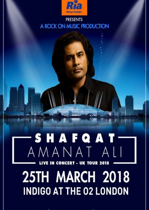 Shafqat Amanat Ali – Live In Concert