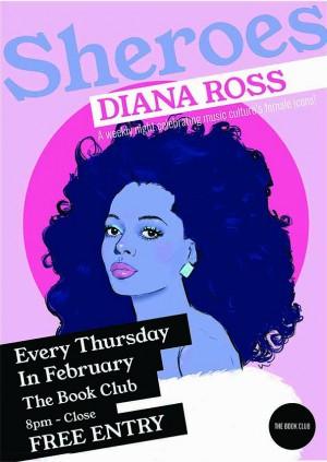 Sheroes: Diana Ross – FREE ENTRY Thursday!