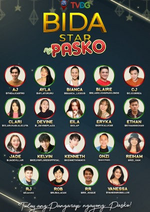 Bida Star Ng Pasko: The Votes